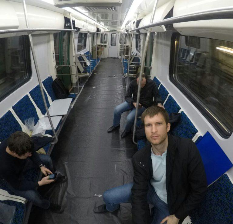 Организатор проекта КоляскамДа Владимир Солонченко