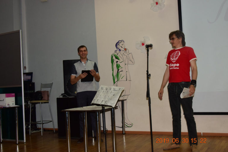 Виктор Байчук, номинант